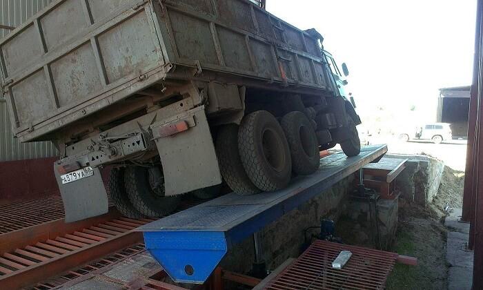 Боковой одноколейный разгрузчик автомобилей БОРА дворники на т4 транспортер